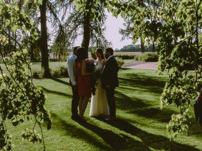 Vestuvės dvare prie Vilniaus