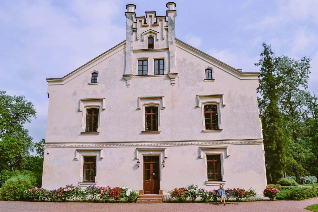 Dvaras prie Vilniaus